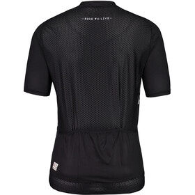 Maloja PlansM. Breeze Shortsleeve Bike Jersey Herr moonless